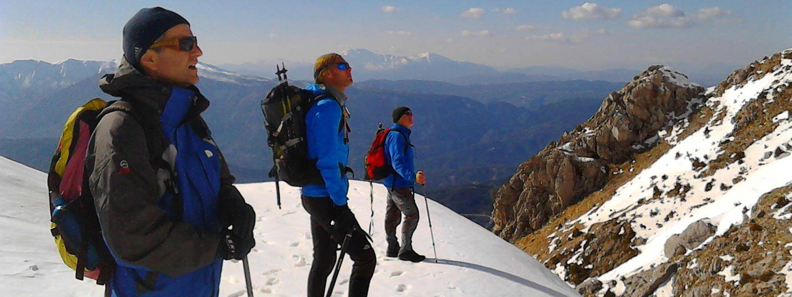 Outdoor activities and mountain sport
